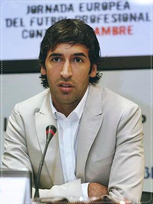 Рауль Гонсалес