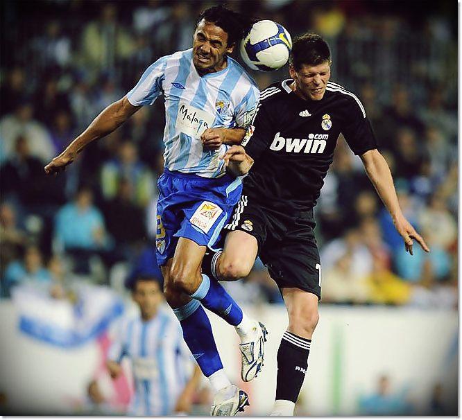 Малага - Реал Мадрид: Хунтелар