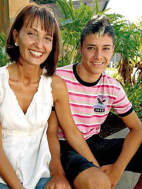 Мать и сын 17 августа