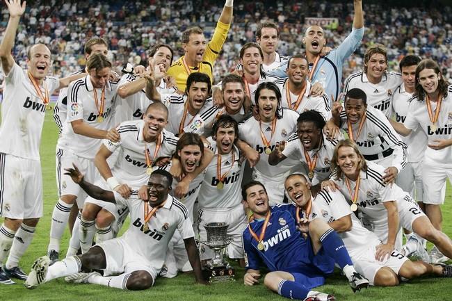 Первый трофей Мадрида в новом сезоне