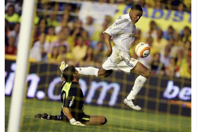 Баптиста - дебют в Реале Мадрид