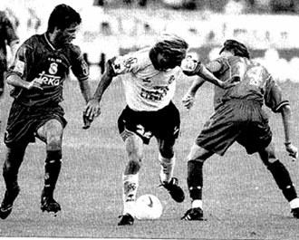 Рауль и Гути против бразильца Джованеллы из