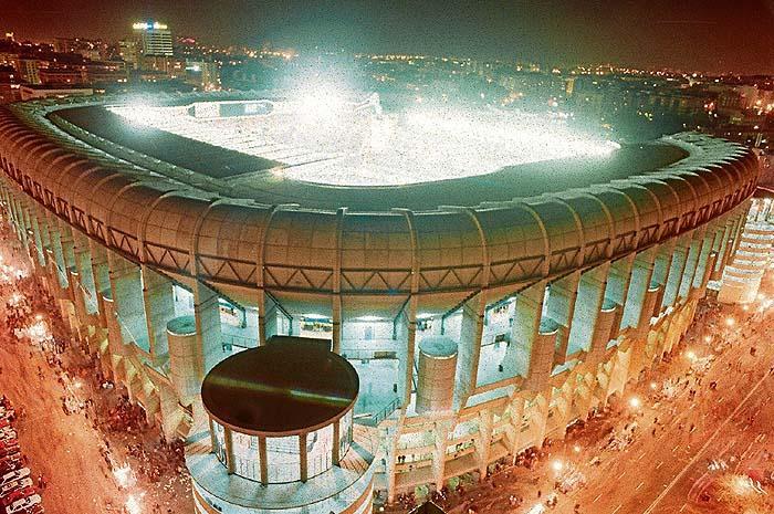 Самые знаменитые стадионы мира.