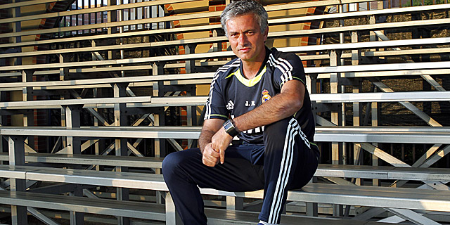 Жозе Моуринью 2010