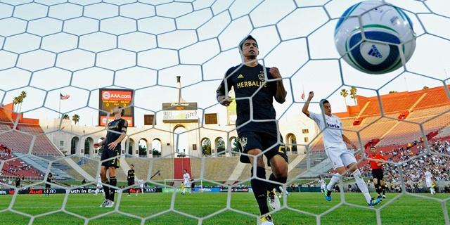 ЛА Гэлекси - Реал Мадрид 2011