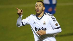 Алькойано – Реал Мадрид 1:4