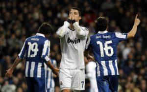 Реал Мадрид – Эспаньол 2:2