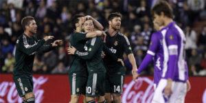 Вальядолид – Реал Мадрид 2:3