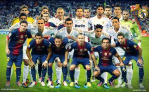 «Мадрид» надавал пощечин «Барселоне»