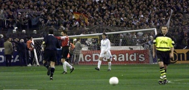 Реал боруссия 1998 ворота