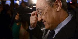 Флорентино: «Фалькао хотелось бы играть в «Мадриде»