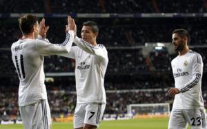 Реал Мадрид – Севилья – 7:3