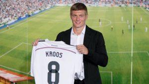 Тони Кроос:  «Реал Мадрид – величайший вызов»