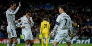 Реал Мадрид – Лудогорец 4:0