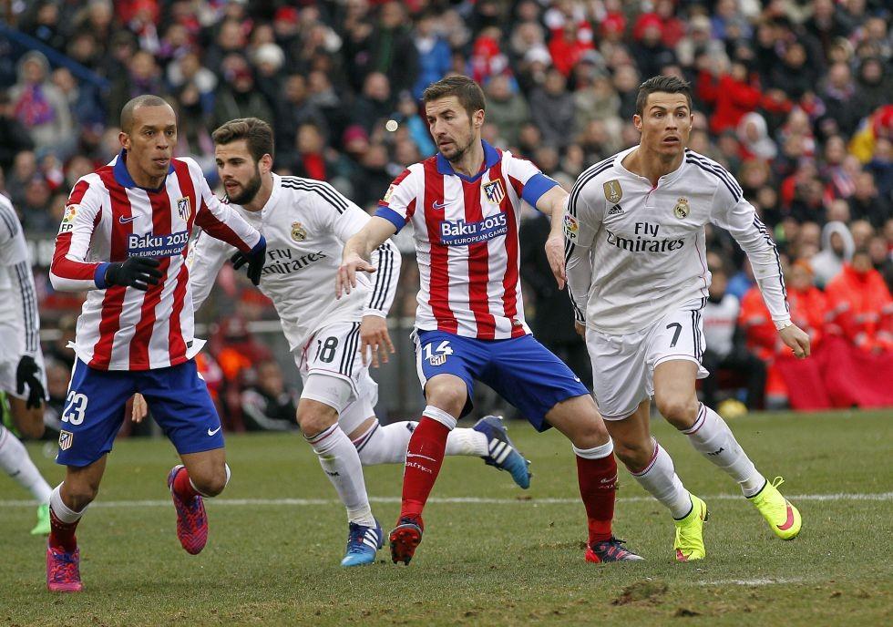 Атлетико Мадрид Реал Мадрид