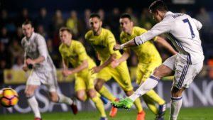 Криштиану Роналду – лучший пенальтист в истории чемпионата Испании