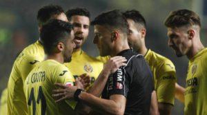 Был или не был пенальти за игру рукой Бруно Сориано? Смотрим в правила