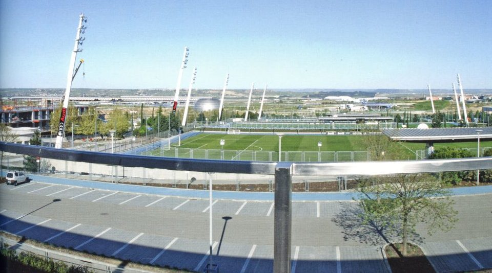 Тренировочная база Реал Мадрид