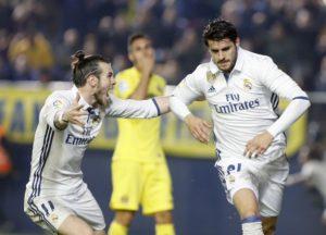 3 раза в этом сезоне Мората забивал решающий гол, выйдя на замену