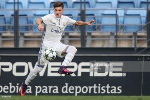 Фран Гарсия Реал Мадрид