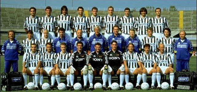 Ювентус 1996/97