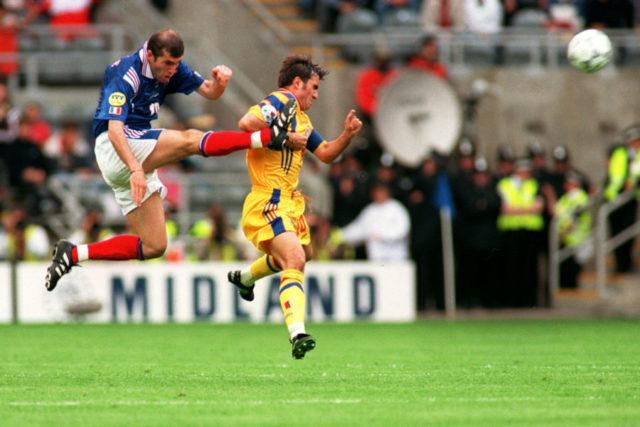 Евро-1996 Зидан
