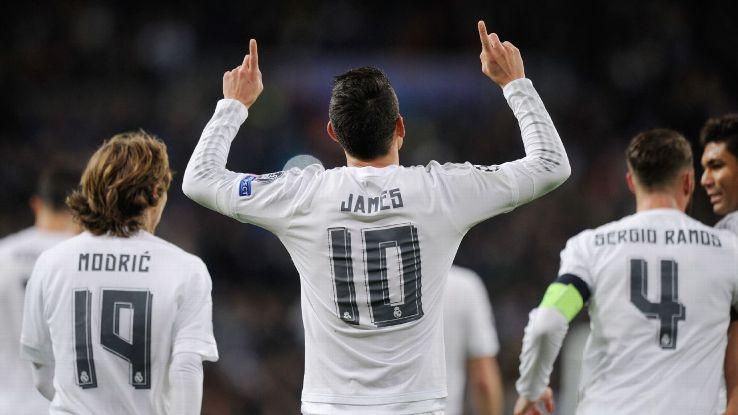 Реал мадрид 9 номер сантяго футболка