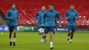 Тоттенхэм – Реал Мадрид, превью