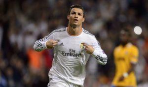 Криштиану Роналду стал третьим лучшим бомбардиром Лиги чемпионов
