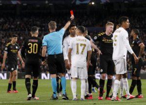 Реланьо. Счет по ошибкам 2-1 в «пользу» Реал Мадрида