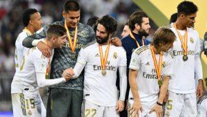 Реал Мадрид – Атлетико 0:0 (4:1)
